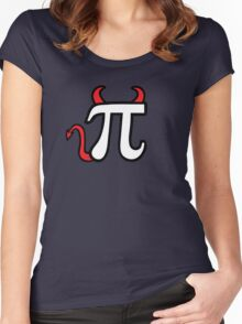 Devil Pi Women's Fitted Scoop T-Shirt