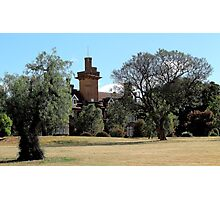 Iandra Castle, Greenethorpe NSW Photographic Print