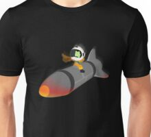 How I Learned to Stop Worrying and Love the Space Program. Unisex T-Shirt