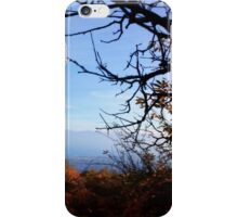 waiting for sunset iPhone Case/Skin