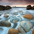Cornwall : Cornish Swirls by Angie Latham