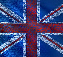 British Flag by sensameleon