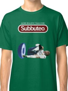 Subbuteo - More realistic than ever Classic T-Shirt