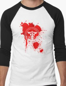 Psycho-Pass Logo Men's Baseball ¾ T-Shirt