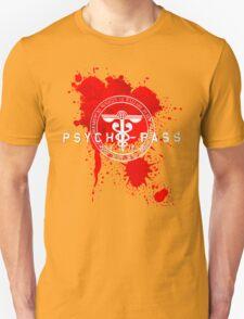 Psycho-Pass Logo Unisex T-Shirt
