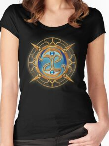 The Guild Seal (Fable) Women's Fitted Scoop T-Shirt