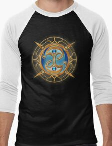The Guild Seal (Fable) Men's Baseball ¾ T-Shirt
