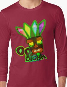'OOBIDIGAH' Long Sleeve T-Shirt