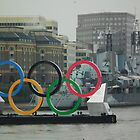 Olympics comes to Town by mike  jordan.