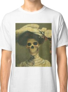 The Late Miss Victorian Gothic Classic T-Shirt