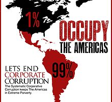 OCCUPY THE AMERICAS  by Yago