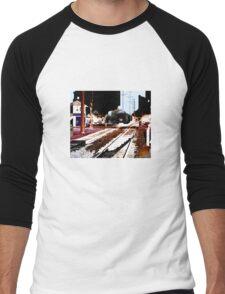 train Men's Baseball ¾ T-Shirt