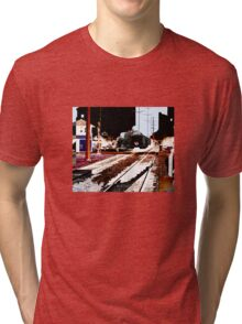 train Tri-blend T-Shirt
