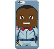 Winston Z. Is the Man iPhone Case/Skin