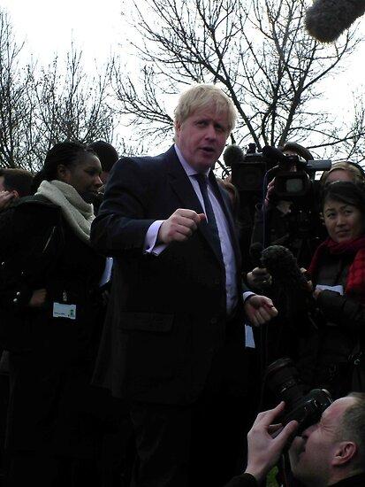 It'sssssssssss Boris by Andy Jordan