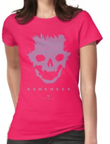 Emile-A239 Womens Fitted T-Shirt