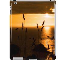 wild atlantic way sunset  iPad Case/Skin