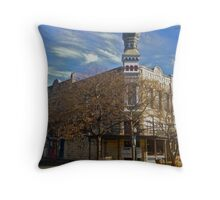 Georgetown Steeples Throw Pillow