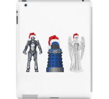 DW Christmas iPad Case/Skin