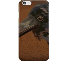 Curious Crow 2 iPhone Case/Skin