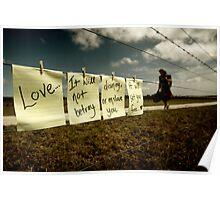 Set Free Poster