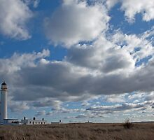 barns ness lighthouse by allan76