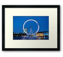 At Dusk Framed Print