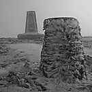 Frozen Summit, Skiddaw by JMChown