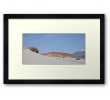 Sage Brush Framed Print