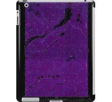 USGS Topo Map Washington State WA Aladdin 239771 1966 24000 Inverted iPad Case/Skin