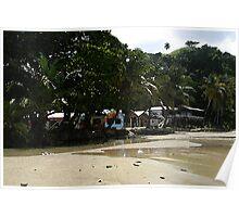 Castara Bay, Tobago, West Indies Poster