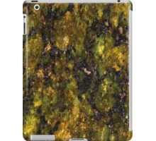 Green and Yellow Marble iPad Case/Skin