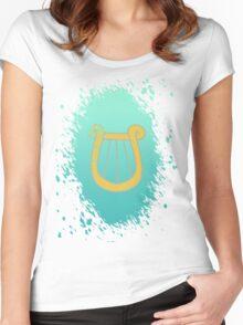Lyra's Cutiemark Women's Fitted Scoop T-Shirt