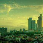 Stormy Los Angeles by Rob  Stanard