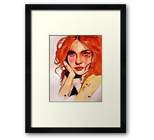 Motley Framed Print