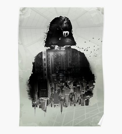 Inspired Poster by Star Wars III Poster