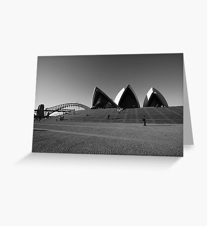 Icons down under Greeting Card