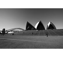 Icons down under Photographic Print