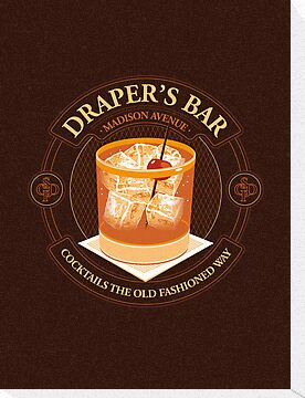 Draper's Bar by DeardenDesign
