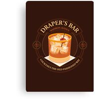 Draper's Bar Canvas Print