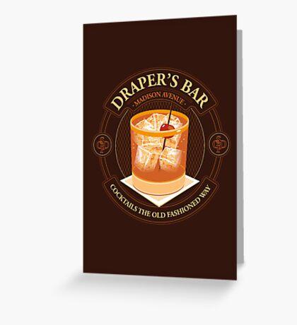 Draper's Bar Greeting Card