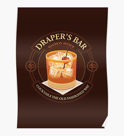 Draper's Bar Poster