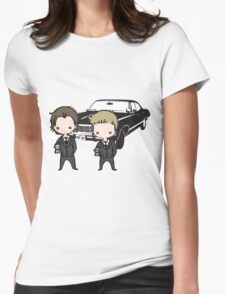 Supernatural Cartoon Dean & Sam T-Shirt