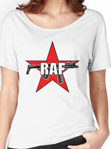 RAF Red Army Faction Women's Relaxed Fit T-Shirt