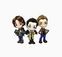 Supernatural - Dean, Sam and Castiel T-Shirt