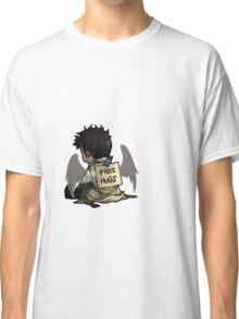 Supernatural - Castiel free hugs Classic T-Shirt