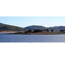 View of Wyangala Dam NSW Photographic Print