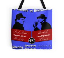 Rumble at Reichenbach (Poster) Tote Bag