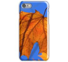 Autumn praise iPhone Case/Skin