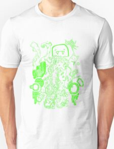 Doodle 66 Green T-Shirt